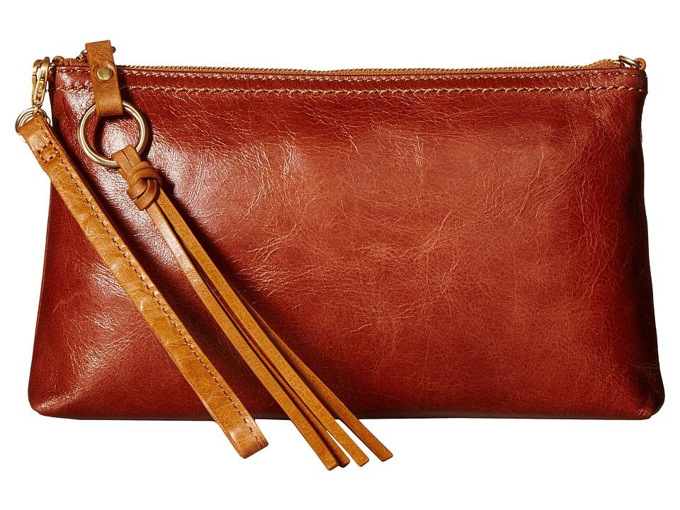 Hobo - Darcy (Henna) Cross Body Handbags