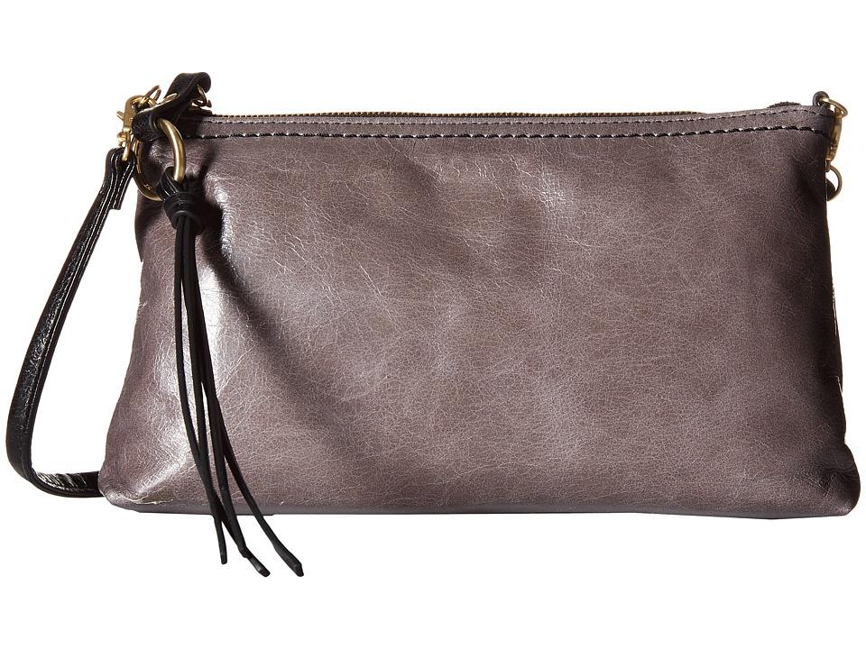 Hobo - Darcy (Granite) Cross Body Handbags