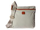 Bric's Milano X-Bag Urban Envelope (Pearl Grey)