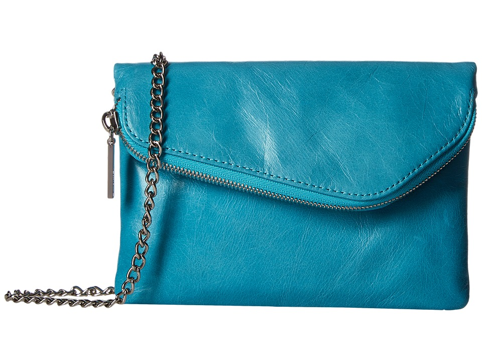 Hobo - Daria (Turquoise) Clutch Handbags