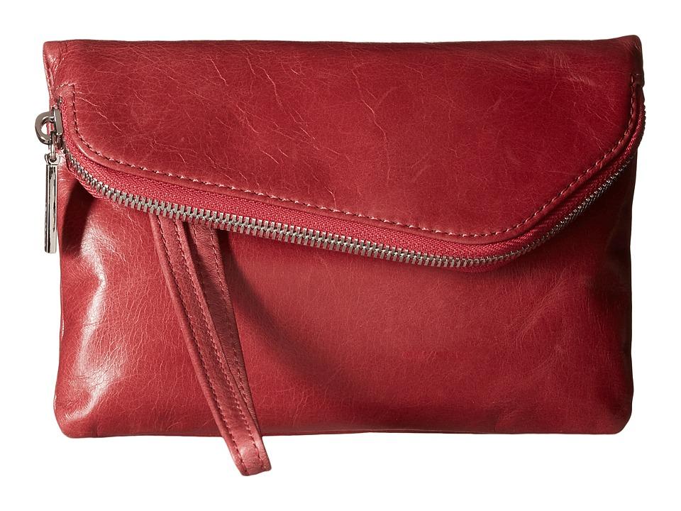 Hobo - Daria (Carmine) Clutch Handbags