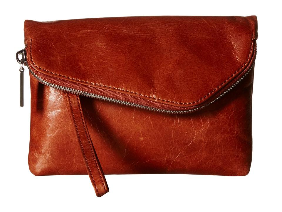 Hobo - Daria (Henna) Clutch Handbags