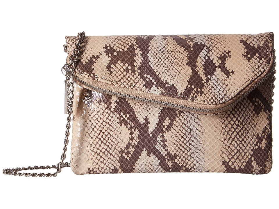 Hobo - Daria (Sand Snake) Clutch Handbags