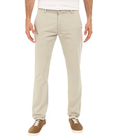Mavi Jeans - Johnny Slim Twill Trousers in Desert Sage Twill