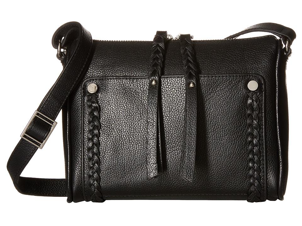 Ivanka Trump - Charlotte Crossbody (Black Pebble 1) Cross Body Handbags