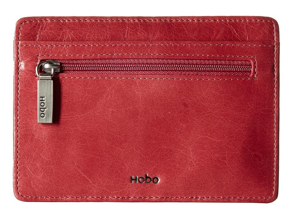 Hobo - Euro Slide (Carmine) Wallet