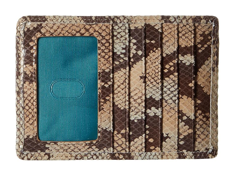 Hobo - Euro Slide (Sand Snake) Wallet