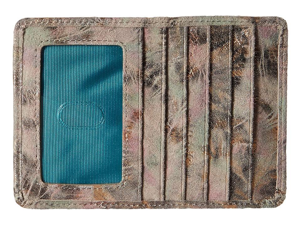 Hobo - Euro Slide (Metallic Star Burst) Wallet