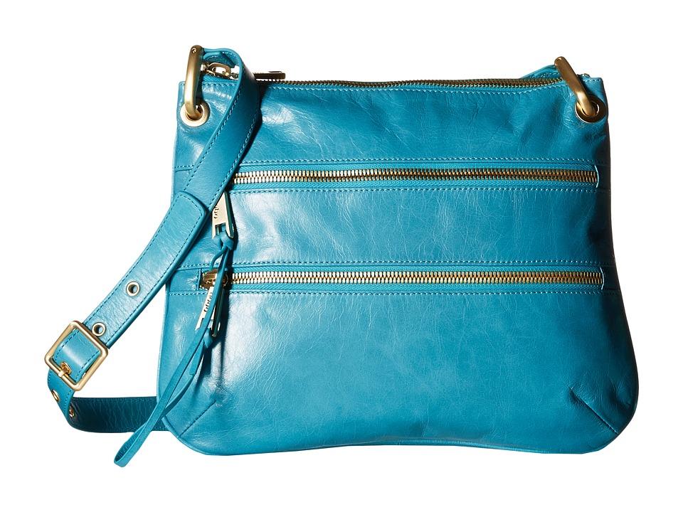Hobo - Everly (Turquoise) Handbags