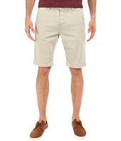 Mavi Jeans - Jacob Twill Shorts in Desert Sage Twill
