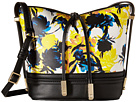 Ivanka Trump Briarcliff Small Convertible Bucket (Moody Floral Moody Floral Non Leather)