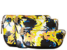 Ivanka Trump Rio Nesting Cosmetic Cases (Moody Floral Moody Floral Non Leather)
