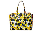 Ivanka Trump Soho Organizational Work Tote (Moody Floral Moody Floral Non Leather)
