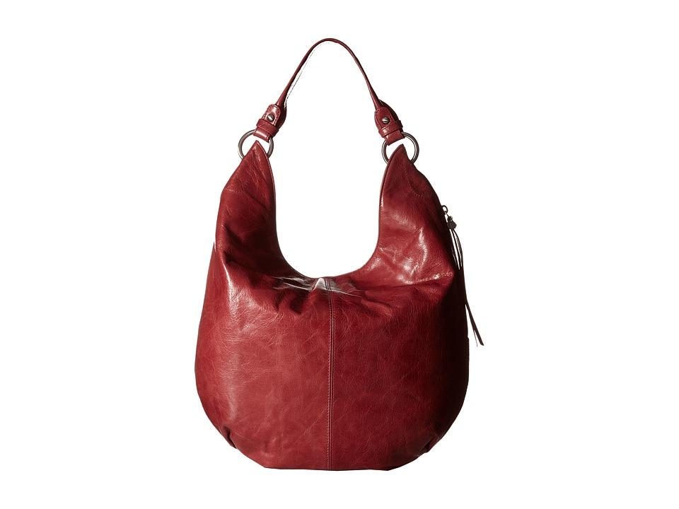 Hobo - Gardner (Carmine) Hobo Handbags