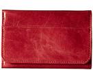 Hobo Jill Trifold Wallet (Carmine)