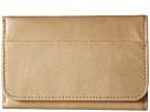 Hobo Jill Trifold Wallet (Pumice)