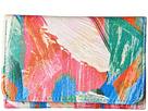 Hobo Jill Trifold Wallet (Artist Brush)