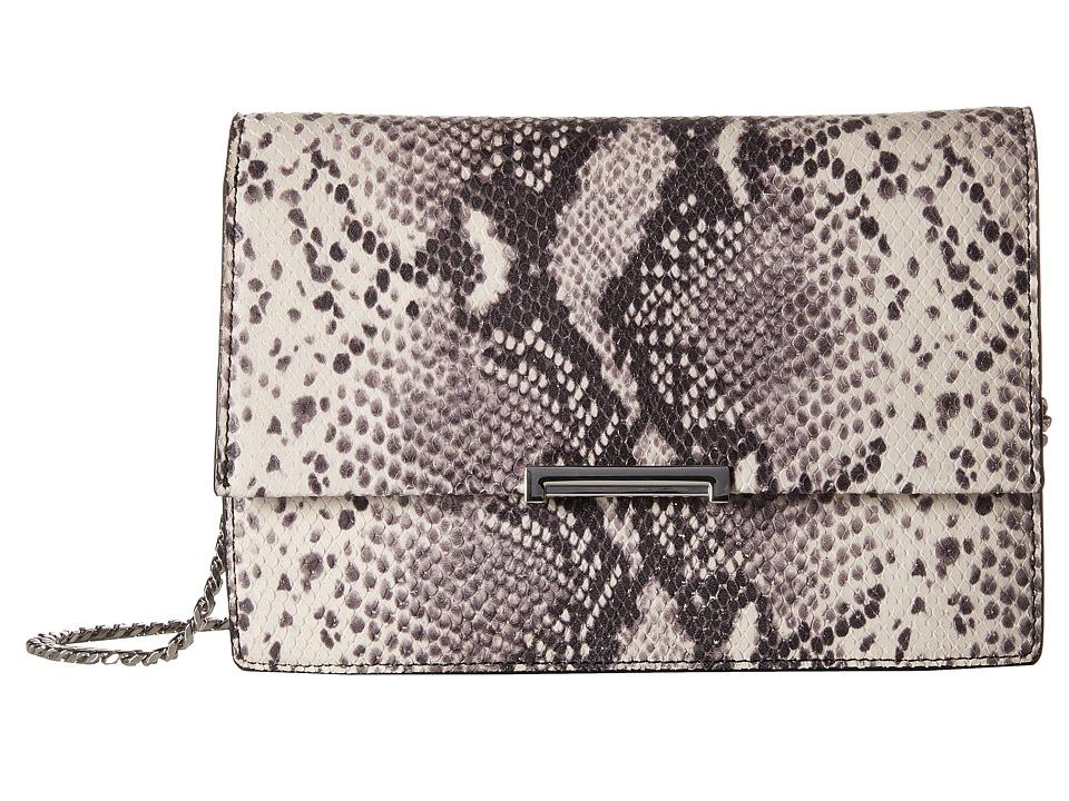 Ivanka Trump - Mara Cocktail Bag (White Snake White) Bags