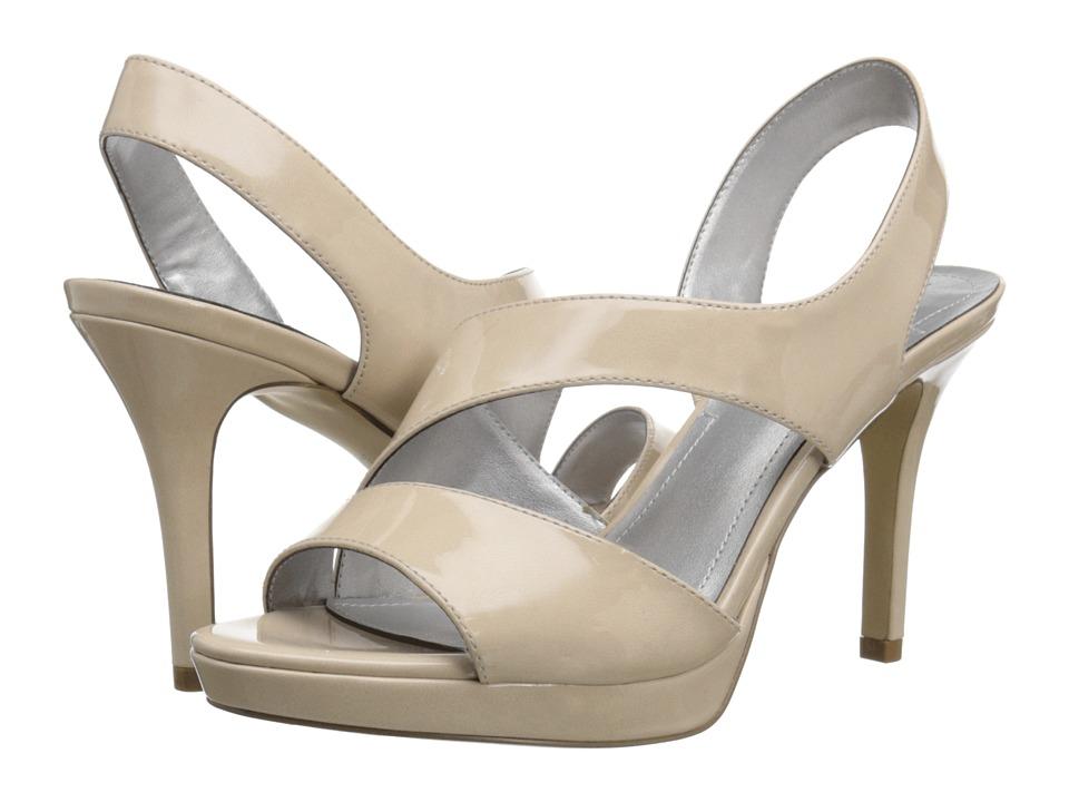 Tahari Bounty Nude Patent Womens Shoes