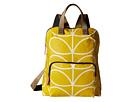 Orla Kiely Giant Linear Stem Backpack Tote (Dandelion)