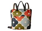 Orla Kiely Giant Flower Spot Print Backpack (Multi)
