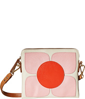 Orla Kiely - Square Flower Applique Square Poppy Bag