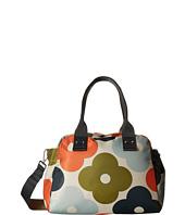 Orla Kiely - Giant Flower Spot Print Zip Handbag