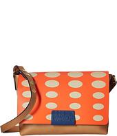Orla Kiely - Oval Printed Robin Bag