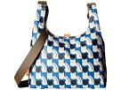Orla Kiely Poppy Cat Print Midi Sling (Persimmon)