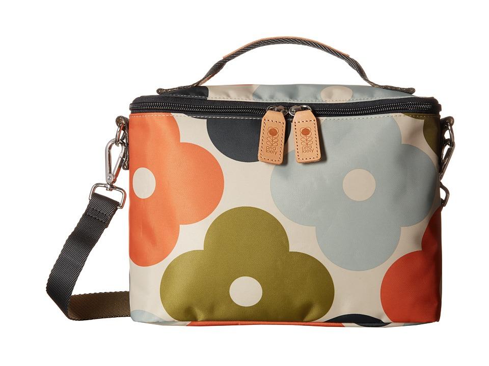 Orla Kiely Giant Flower Spot Print Mini Box Bag Multi Bags