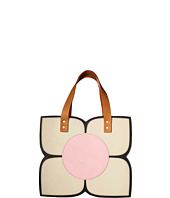 Orla Kiely - Square Flower Applique Handbag