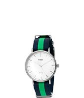 Timex - Weekender Fairfield Nylon Slip-Thru Strap