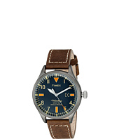 Timex - Waterbury Leather Strap