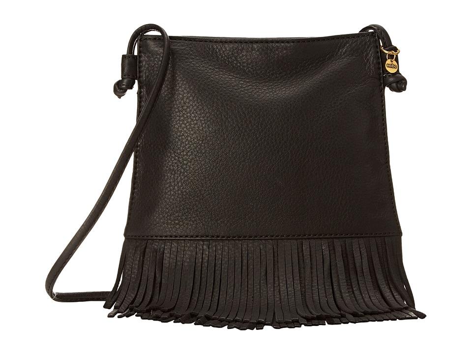 Hobo Meadow (Black) Cross Body Handbags