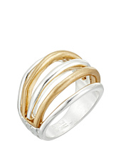 Robert Lee Morris - Two-Tone Multi Row Ring