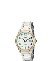 Timex - Easy Reader Stainless Steel Expansion Band