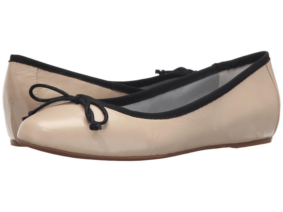 Tahari Syla Cream Sheep Womens Shoes