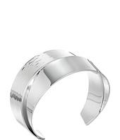 Robert Lee Morris - Silver Overlap Cuff Bracelet