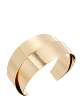 Robert Lee Morris - Gold Overlapping Cuff Bracelet