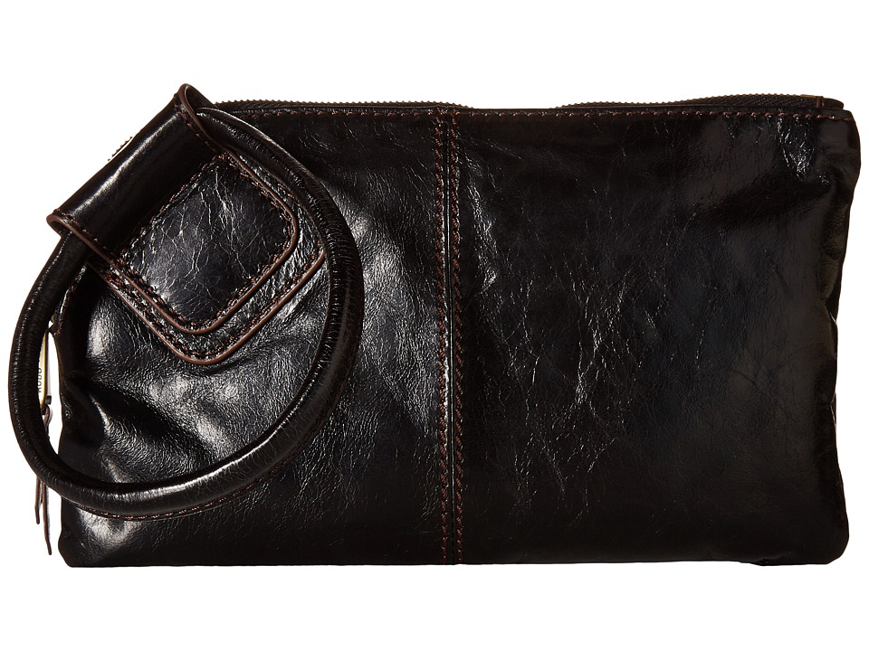 Hobo - Sable (Black) Clutch Handbags