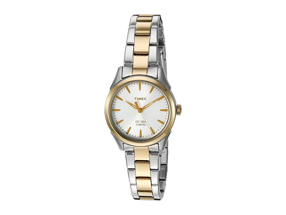 Timex Chesapeake Stainless Steel Bracelet Two Tone Watches