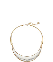 Robert Lee Morris - Two-Tone Wide Collar Necklace