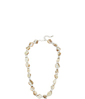 Robert Lee Morris - Shell Single Row Necklace