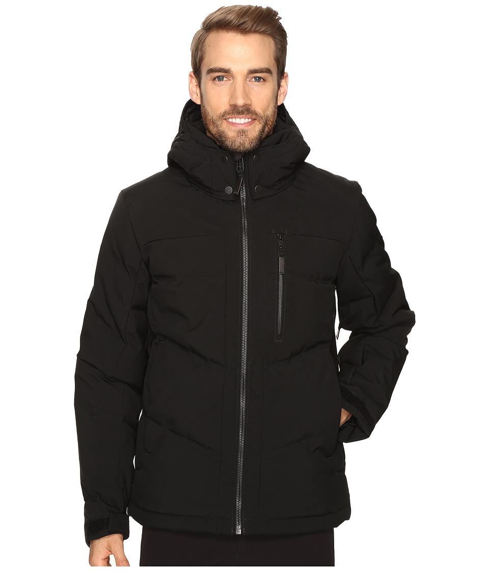 Obermeyer Gamma Down Jacket (Black) Men's Coat