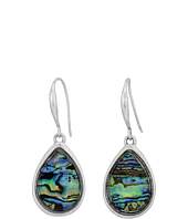 Robert Lee Morris - Abalone Single Drop Earrings