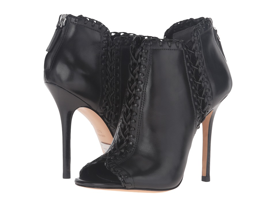 Michael Kors Henley (Black Smooth Calf) High Heels