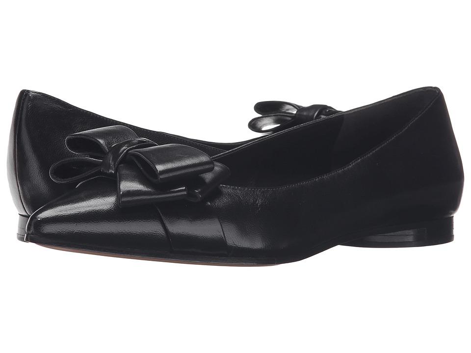 Michael Kors Marla (Black Soft Nappa) Women