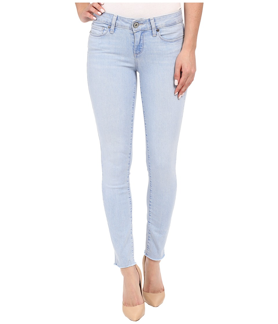 Paige Verdugo Ankle w/ Raw hem in Noelly Noelly Womens Jeans