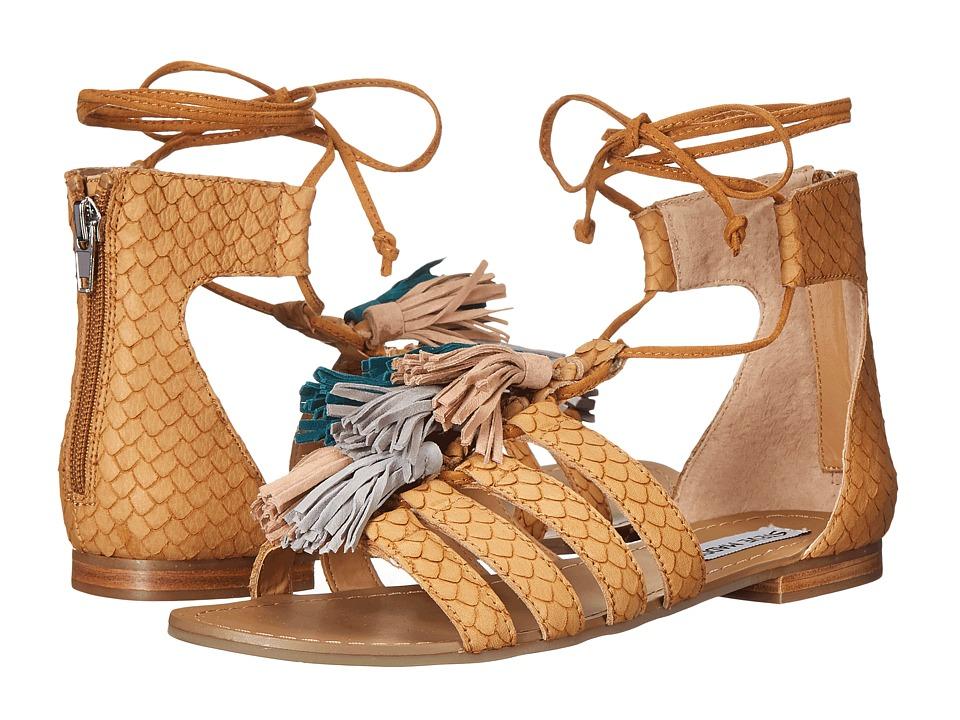 Steve Madden Monrowe Multi Womens Sandals