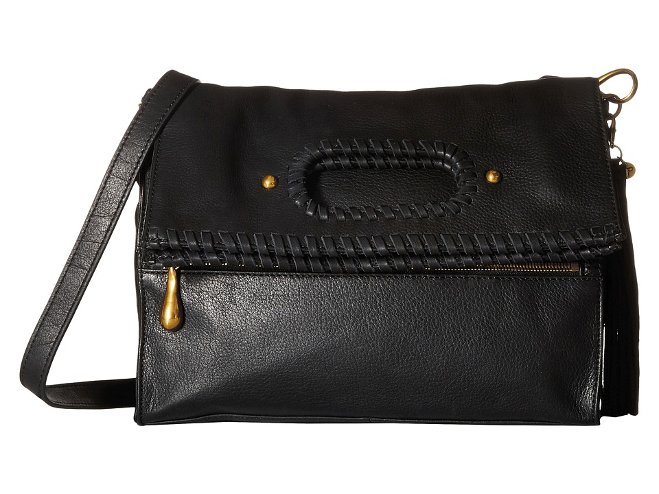 Hobo Albany Black Cross Body Handbags